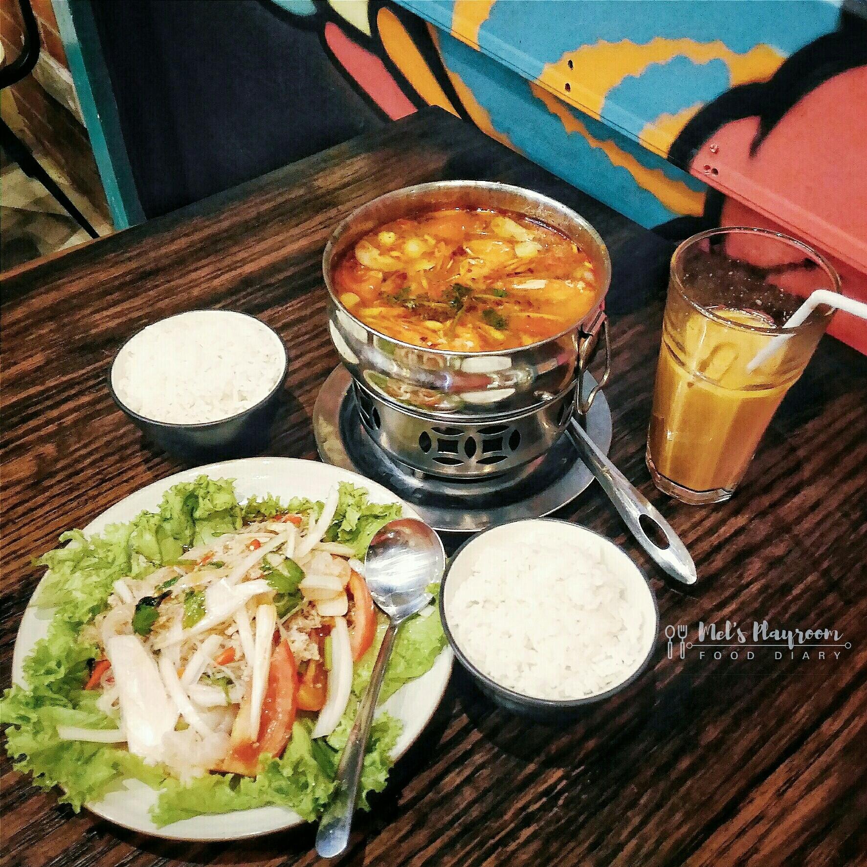 wp 1471792525268 Icip-icip Makanan Thailand ala Thai Alley Kelapa Gading
