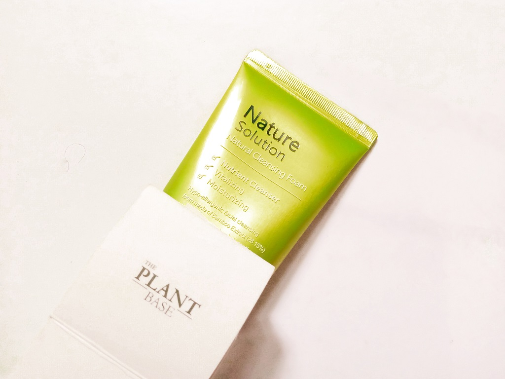 The Plant Base Natural Cleansing Foam
